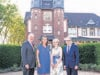 Rotary-Club (von links): Peter Schlippköter, Beate