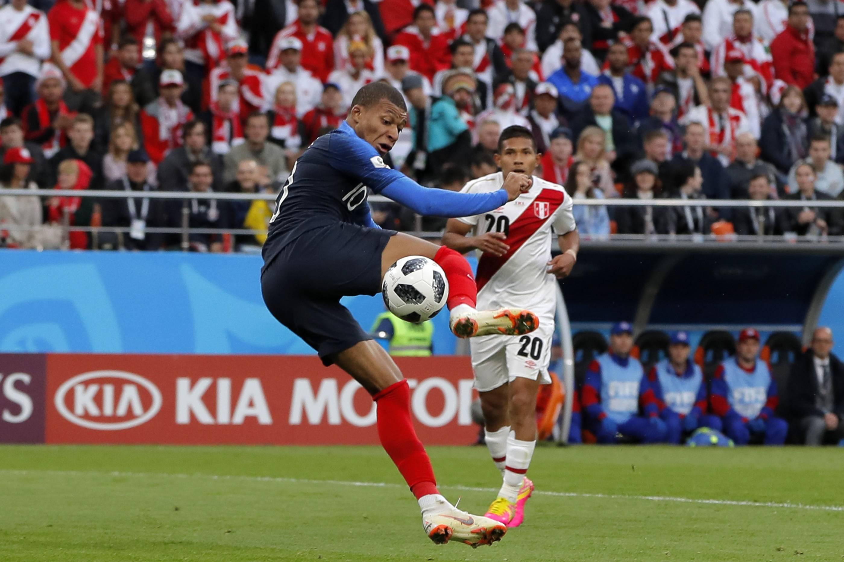 Peru Frankreich Wm