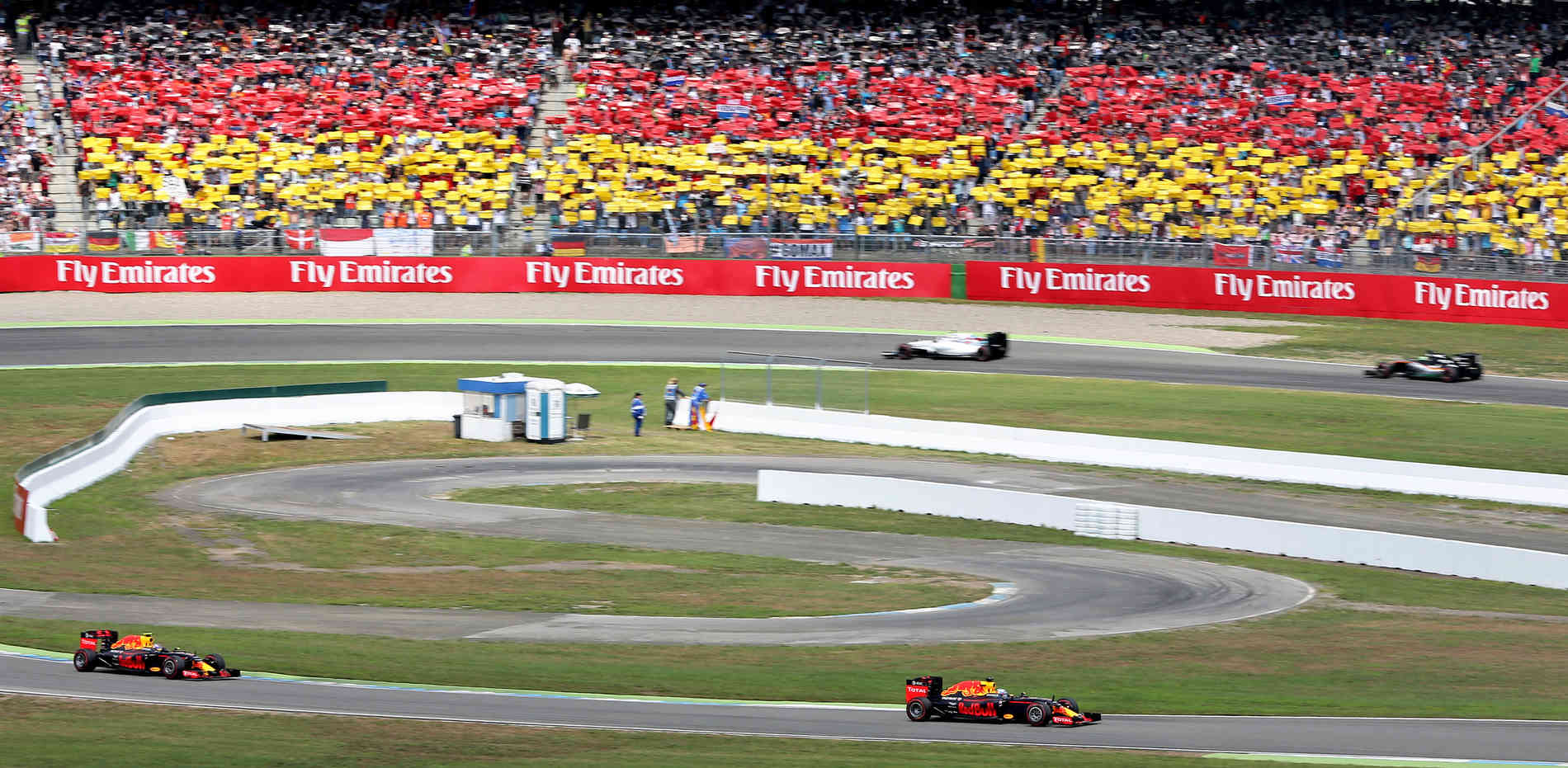 Formel 1 2019 Hockenheim