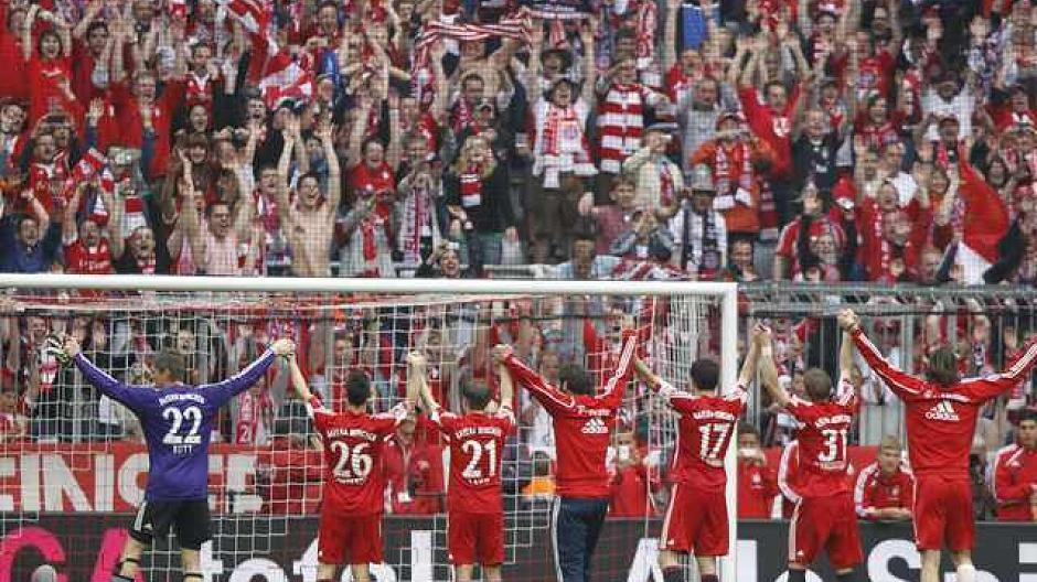 Mitgliederzahlen 2. Bundesliga