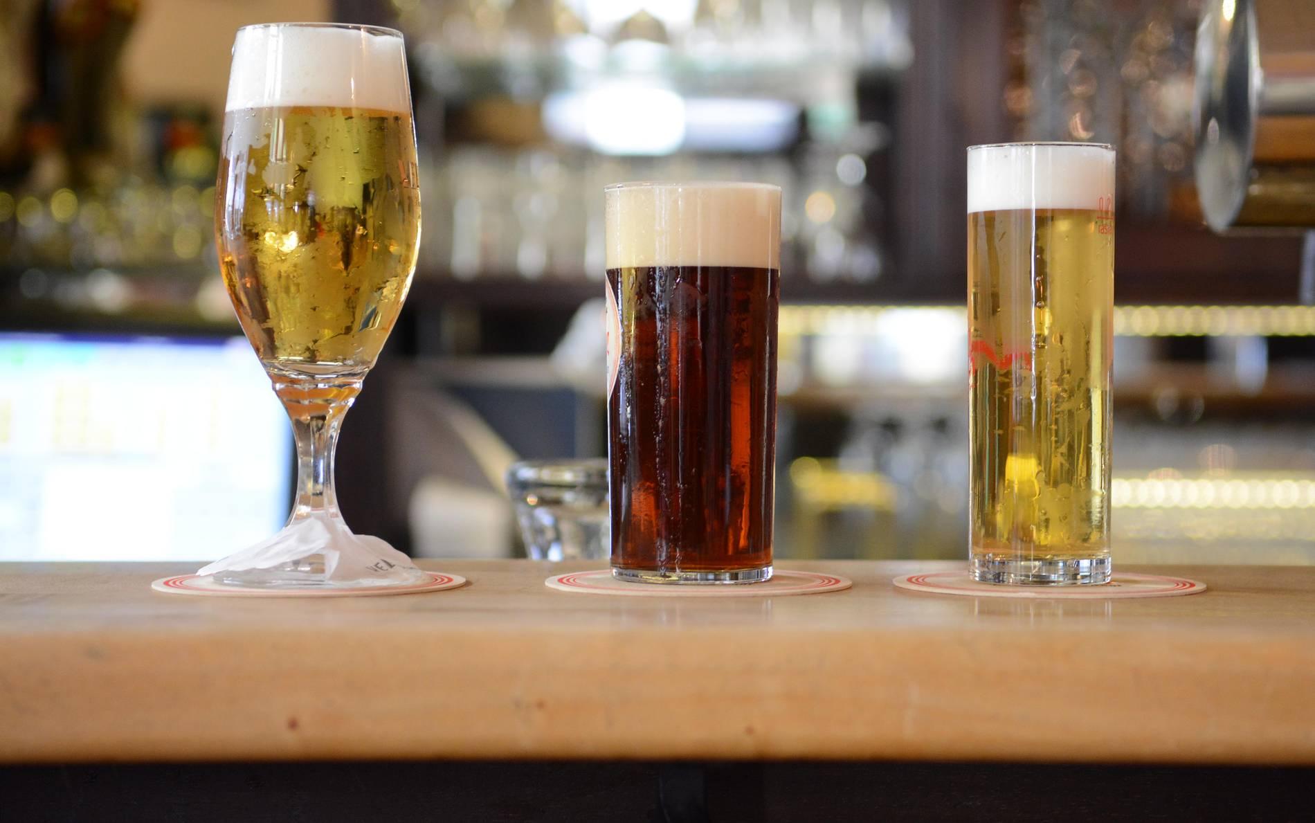 Inhaltsstoffe Alkoholfreies Bier