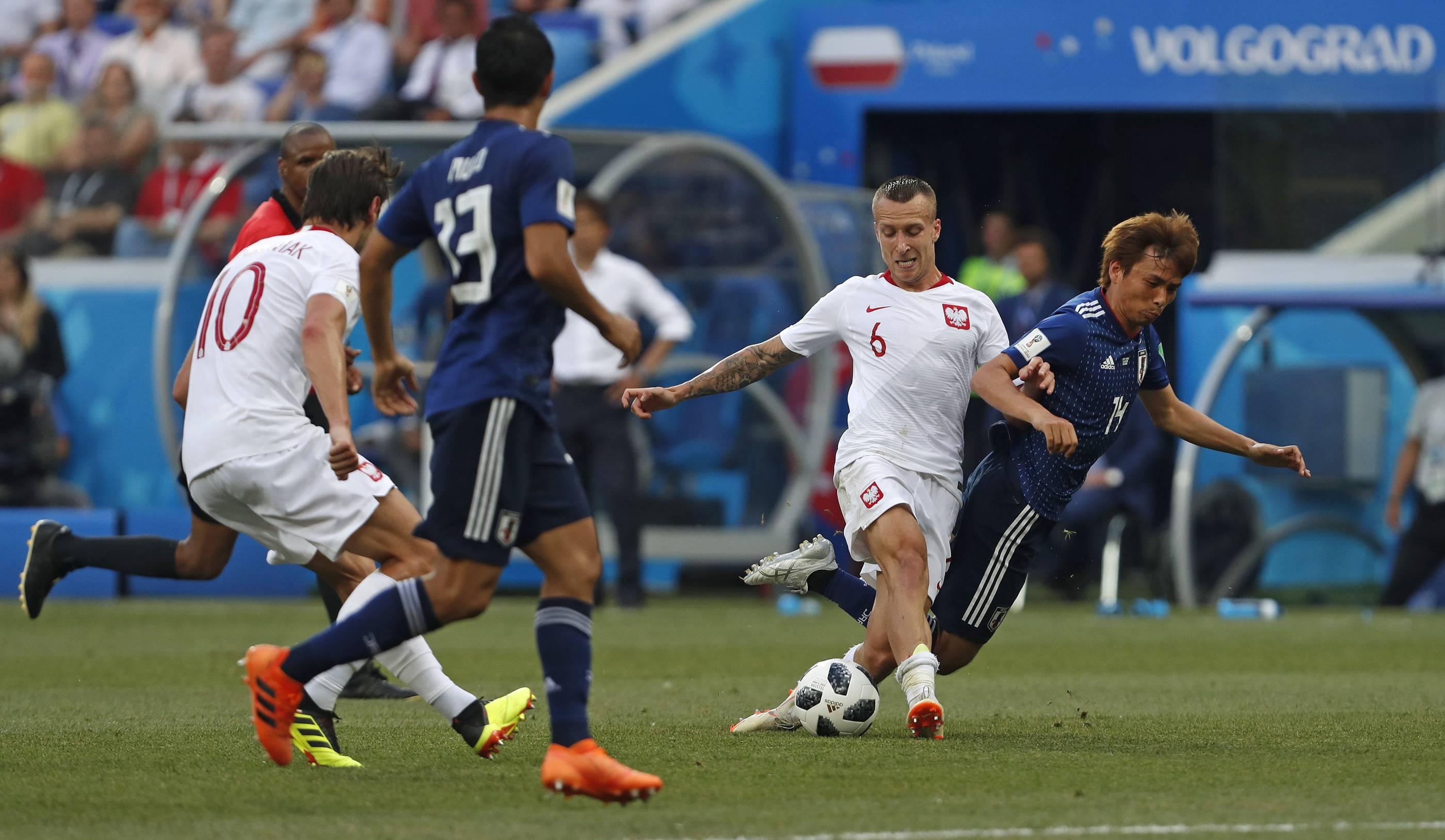 Japan Gegen Polen