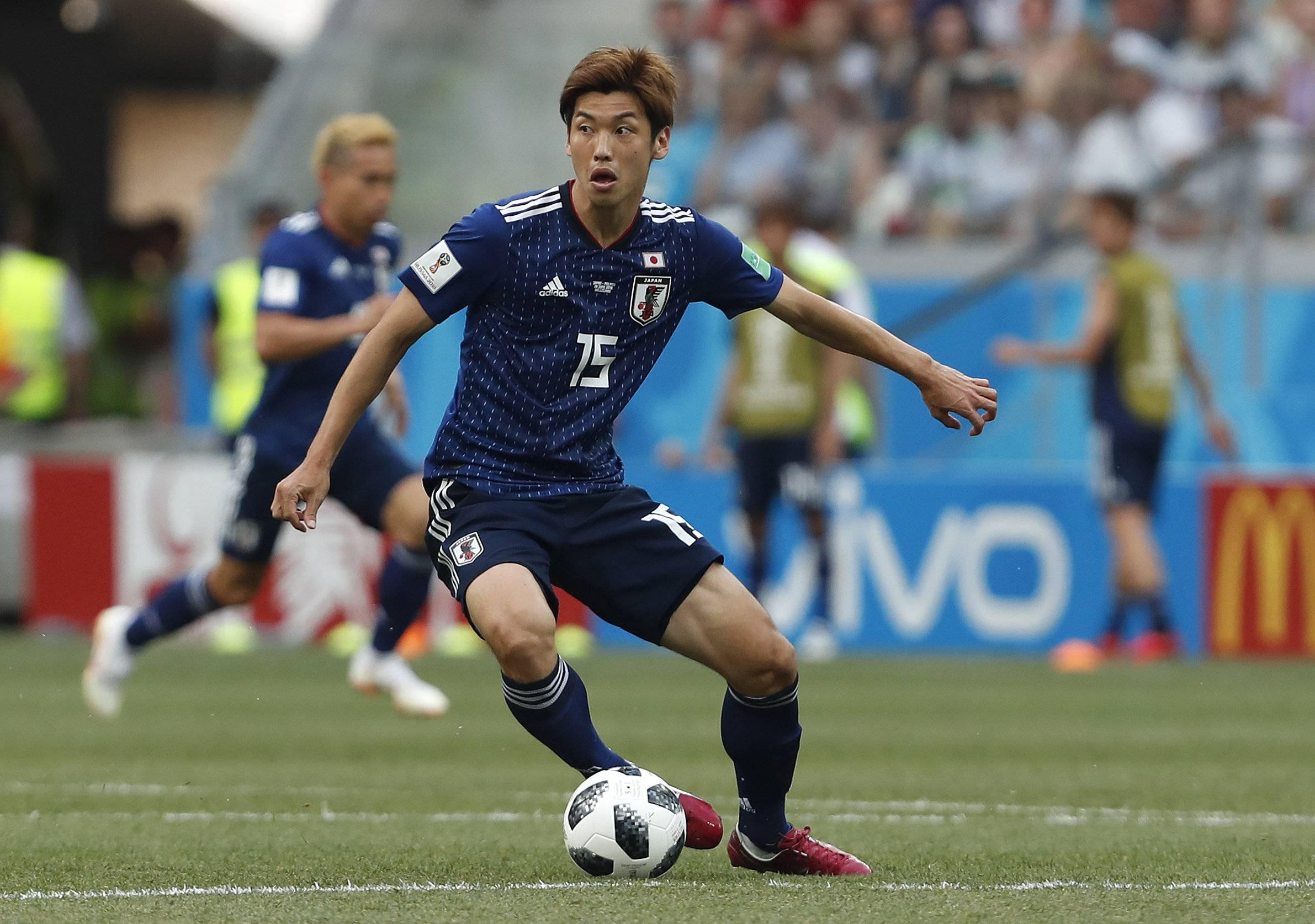 Japan Polen