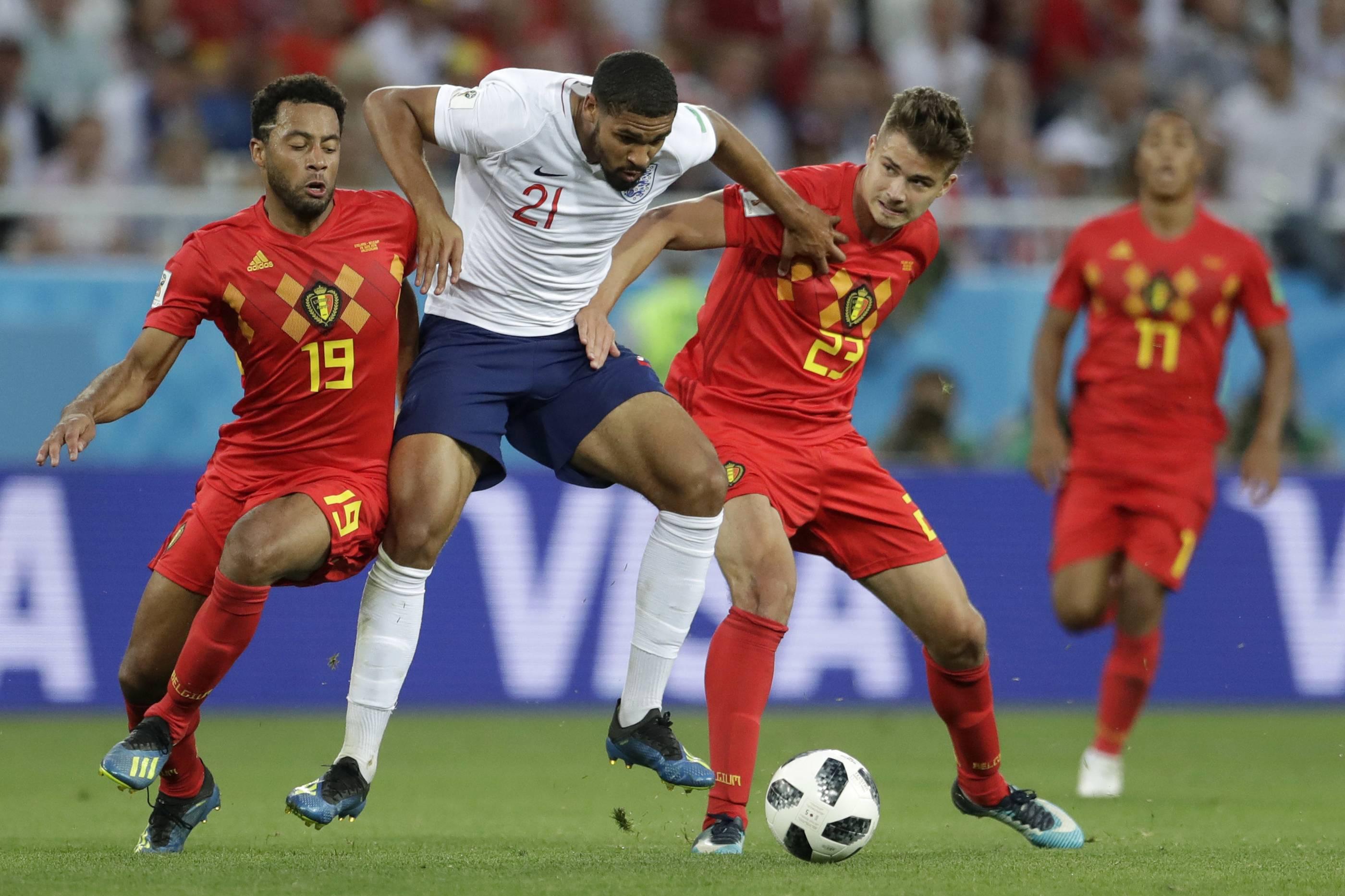 Wm Belgien Gegen England