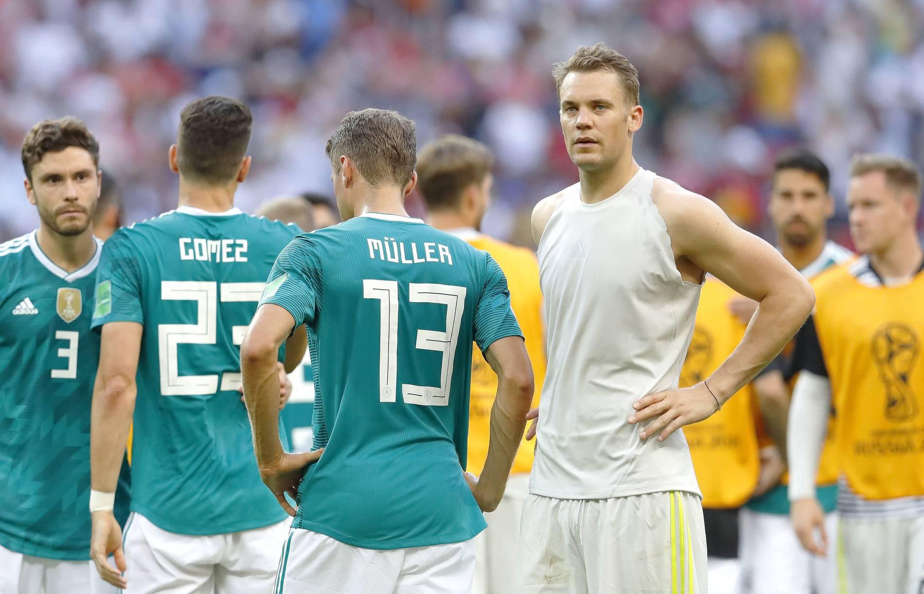 Wm 2018 War Das Deutschlands Schlechteste Nationalmannschaft