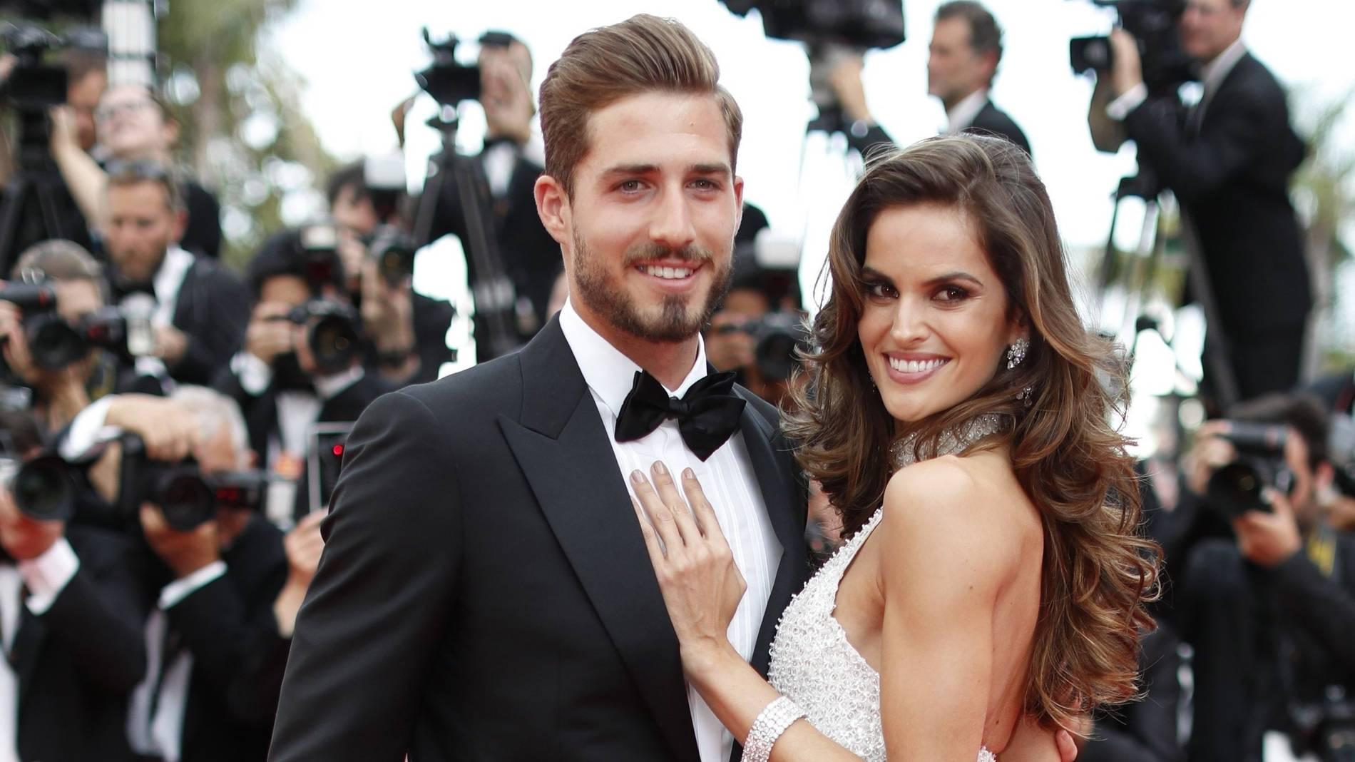 Kevin Trapp heiratet sein Top-Model Izabel Goulart