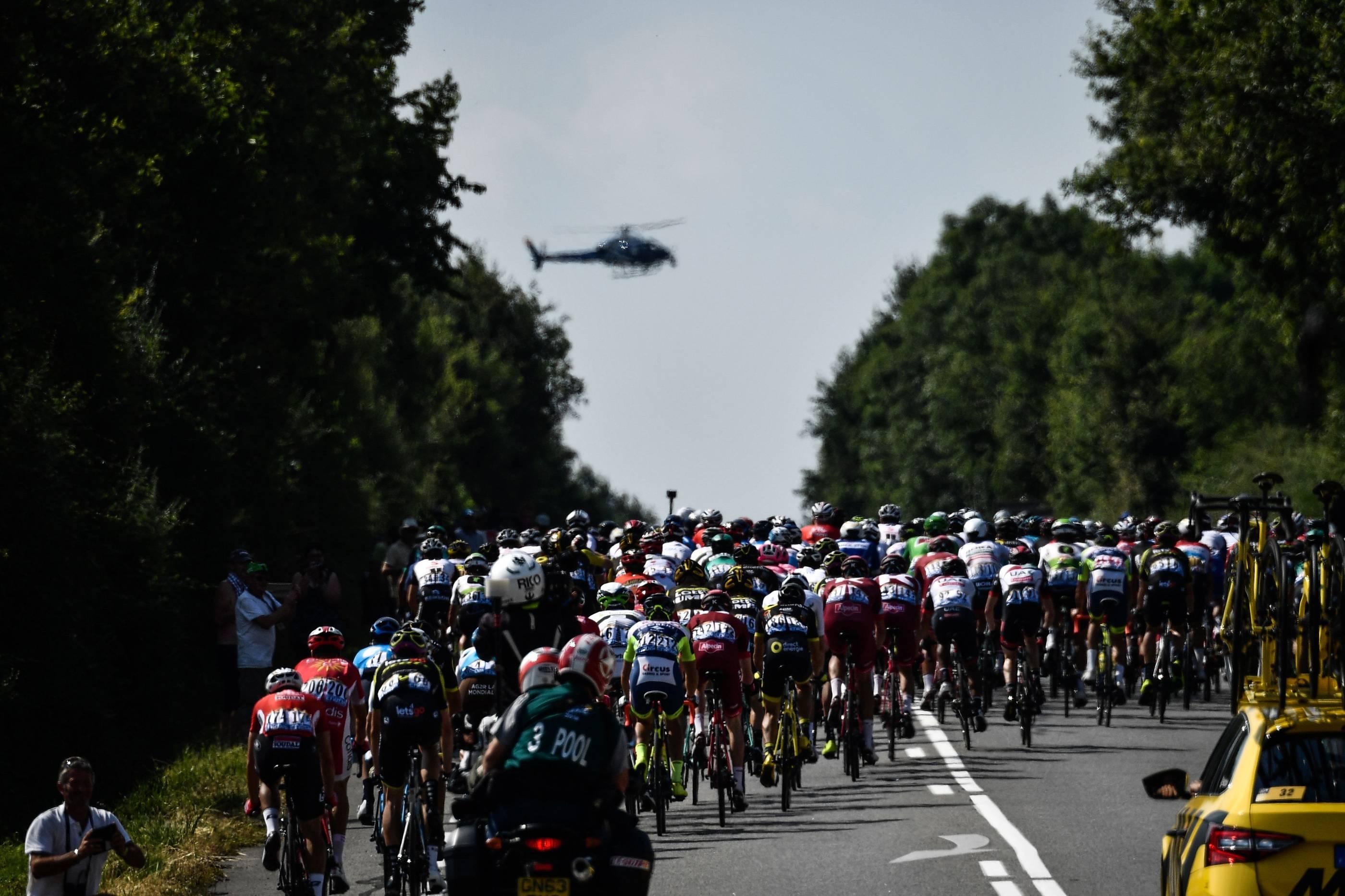 Tour De France 2 Etappe