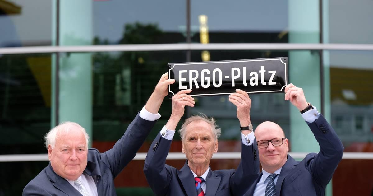 Victoriaplatz In Ergo Platz Umbenannt