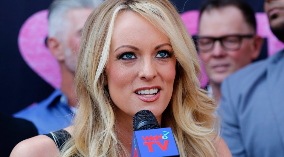 Stormy Daniels in Strip-Club festgenommen