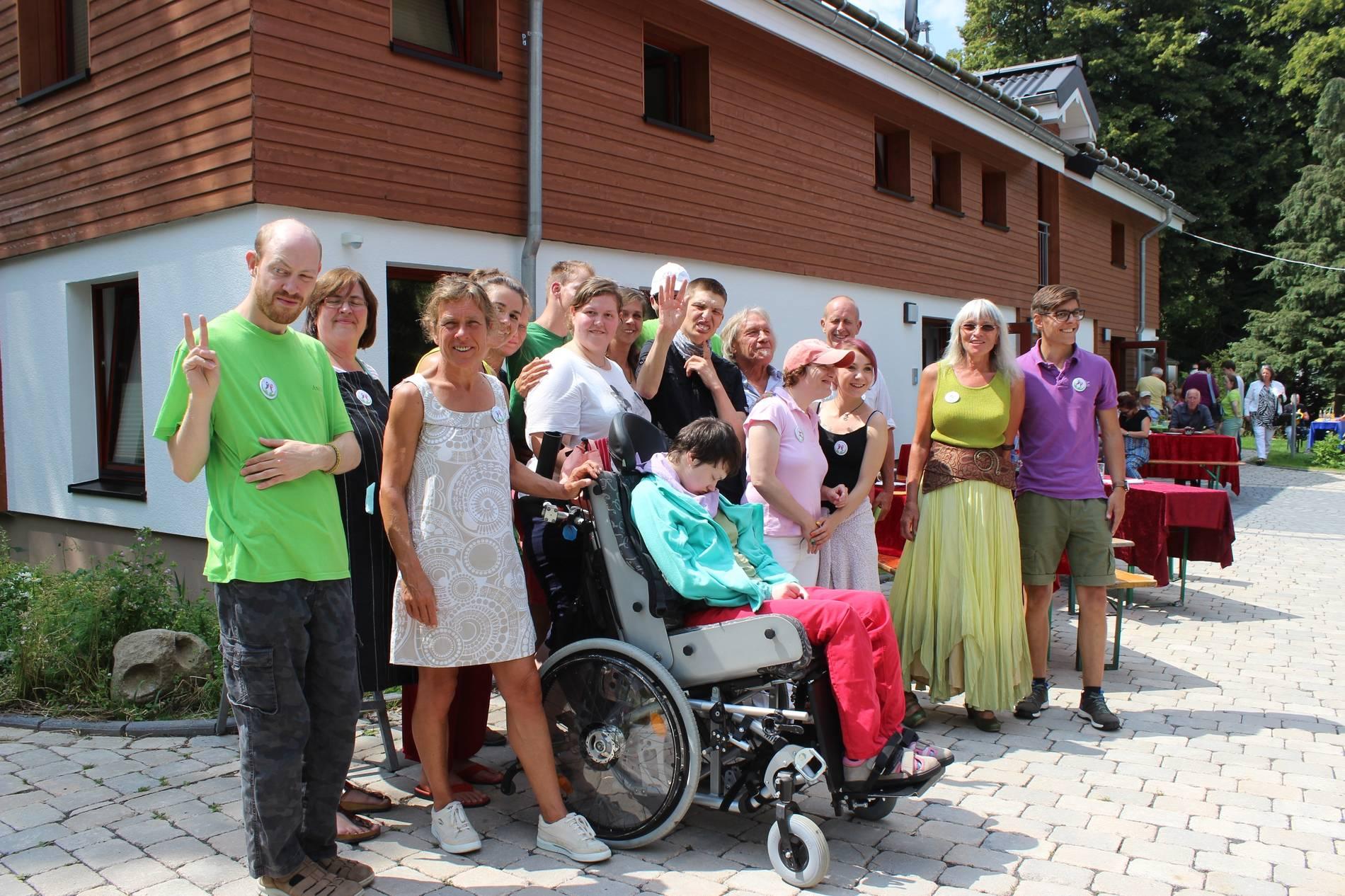 Neues Wohnheim Für Behinderte In Hückeswagen