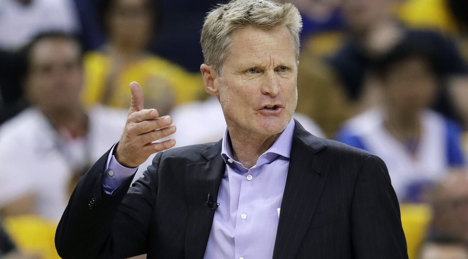 NBA: Golden State Warriors binden Coach Steve Kerr langfristig