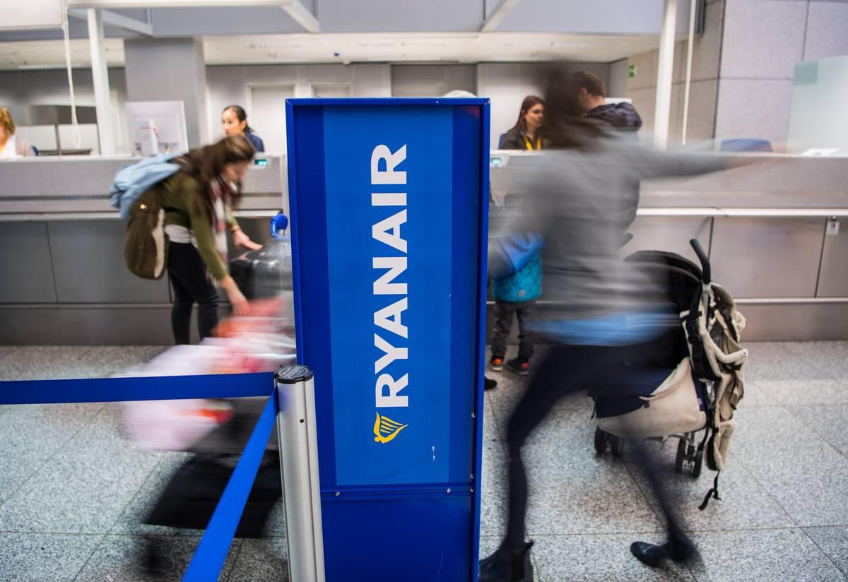 Ryanair-Streik: Fluglinie sagt 600 Flüge in KW 30 ab