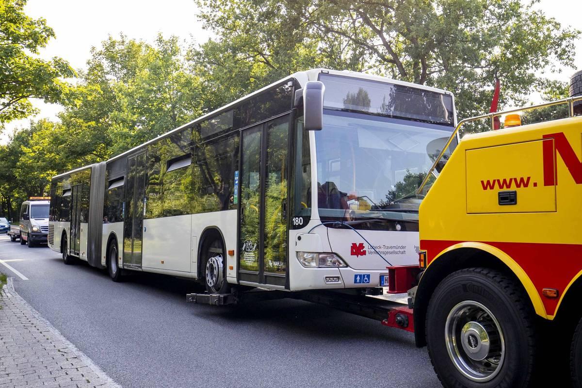 Messer-Anschlag auf deutsche Bus-Passagiere