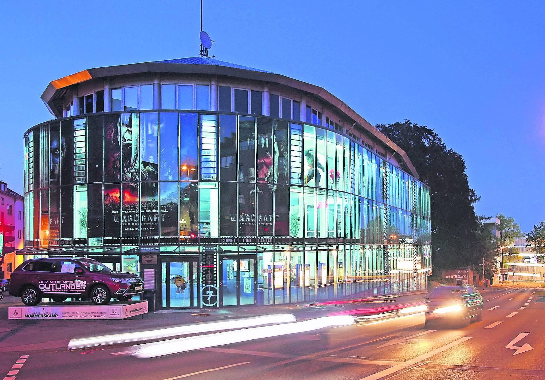 Comet Cine Mönchengladbach