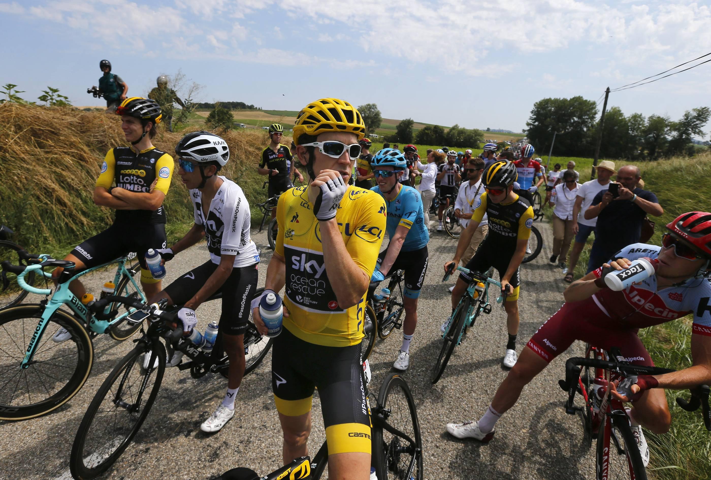 Tour De France 16 Etappe
