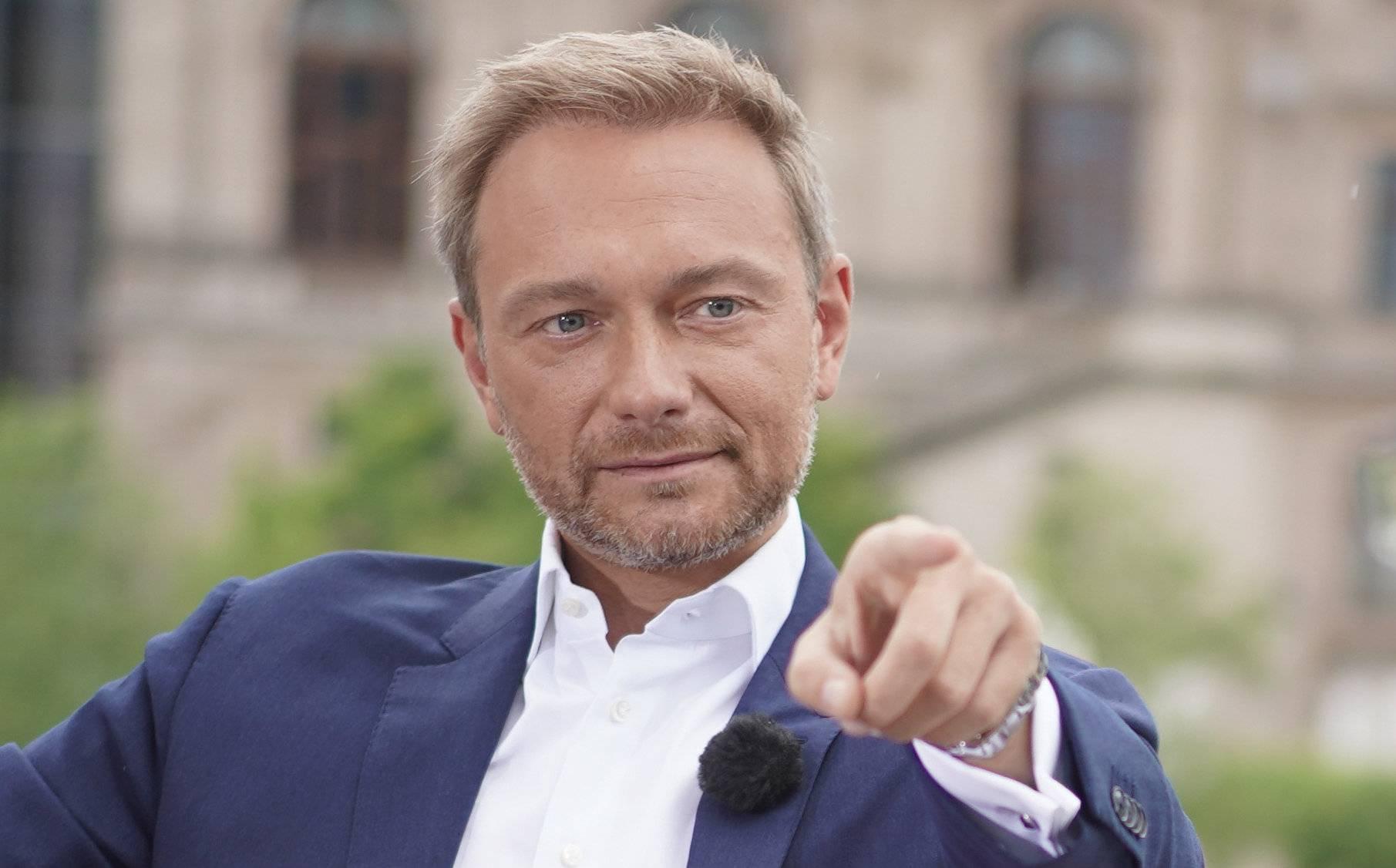 Christian Lindner Fdp Bestatigt Neue Freundin Franca Lehfeldt