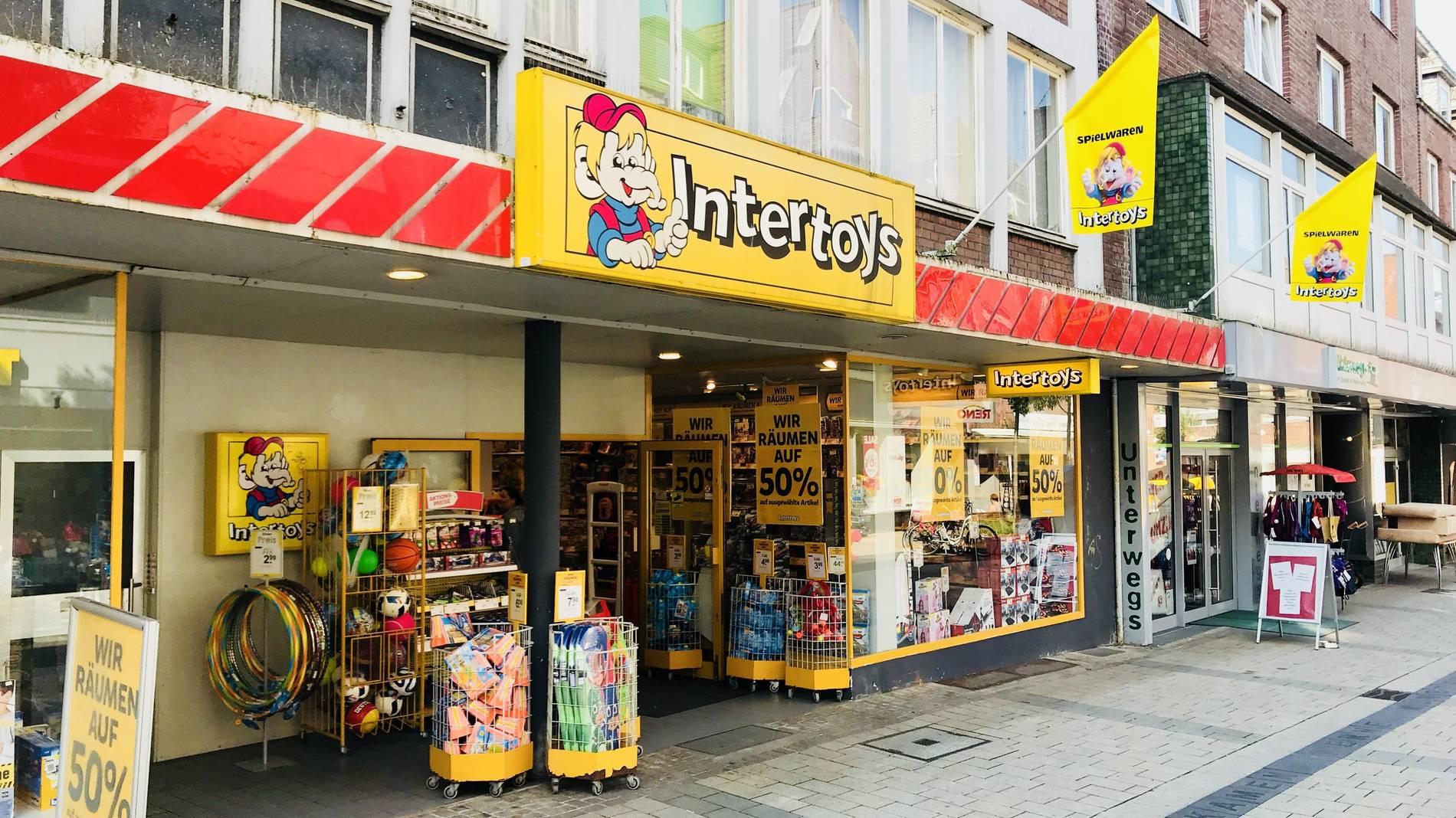 Intertoys Prospekt Alle Angebote aus den neuen Intertoys