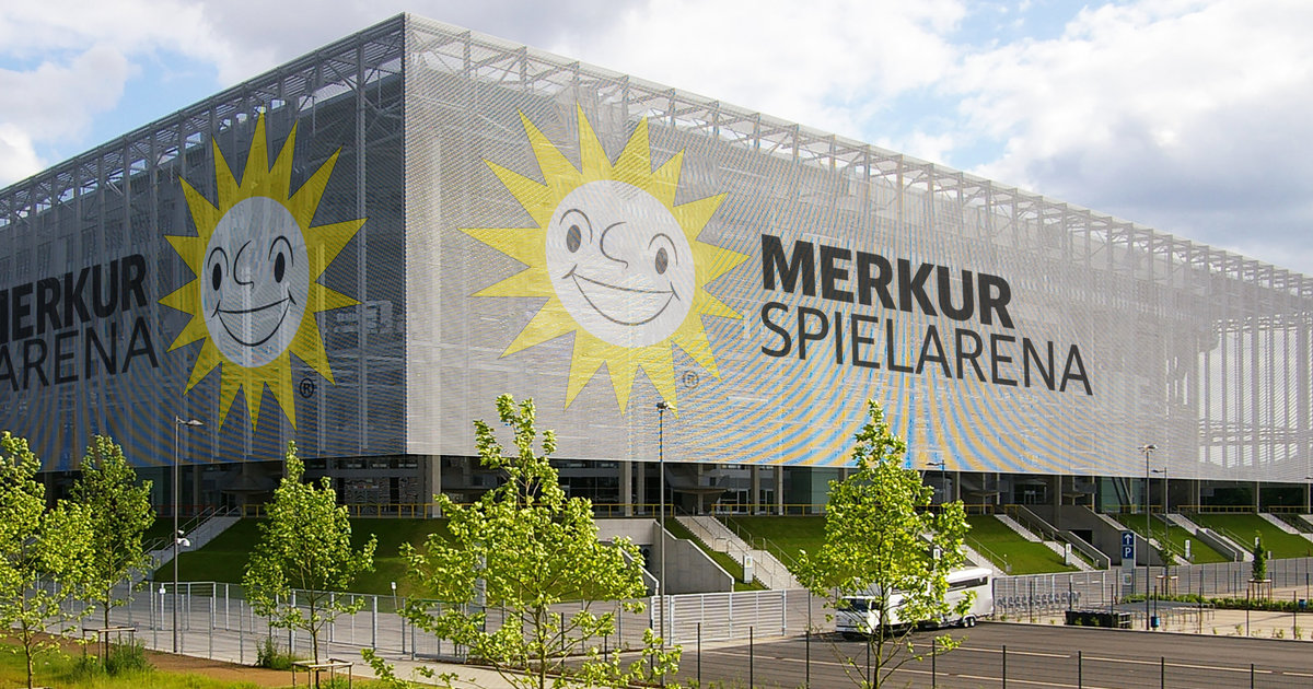 Merkur Spielarena Düsseldorf