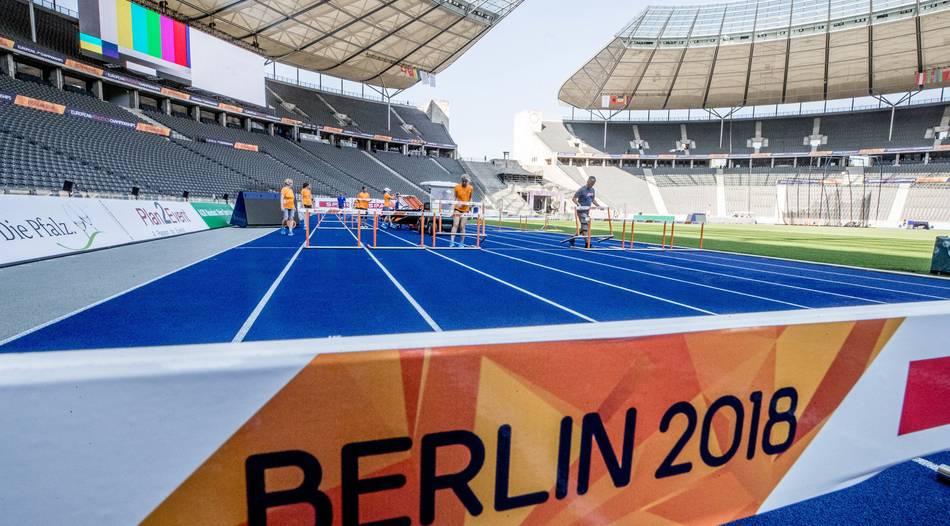 Leichtathletik Em 2021 Berlin Zeitplan