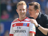HSV-Trainer Christian Titz hat nach der