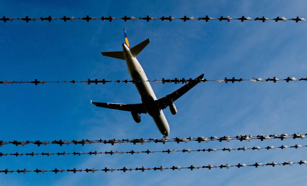 Abgeschobener Afghane fliegt nach Deutschland zurück