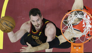Basketballer Kevin Love.