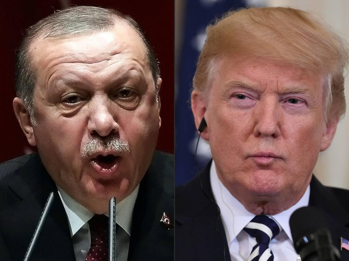 Handelsstreit mit USA: Erdogan fordert zum Boykott von US-Elektrogeräten auf