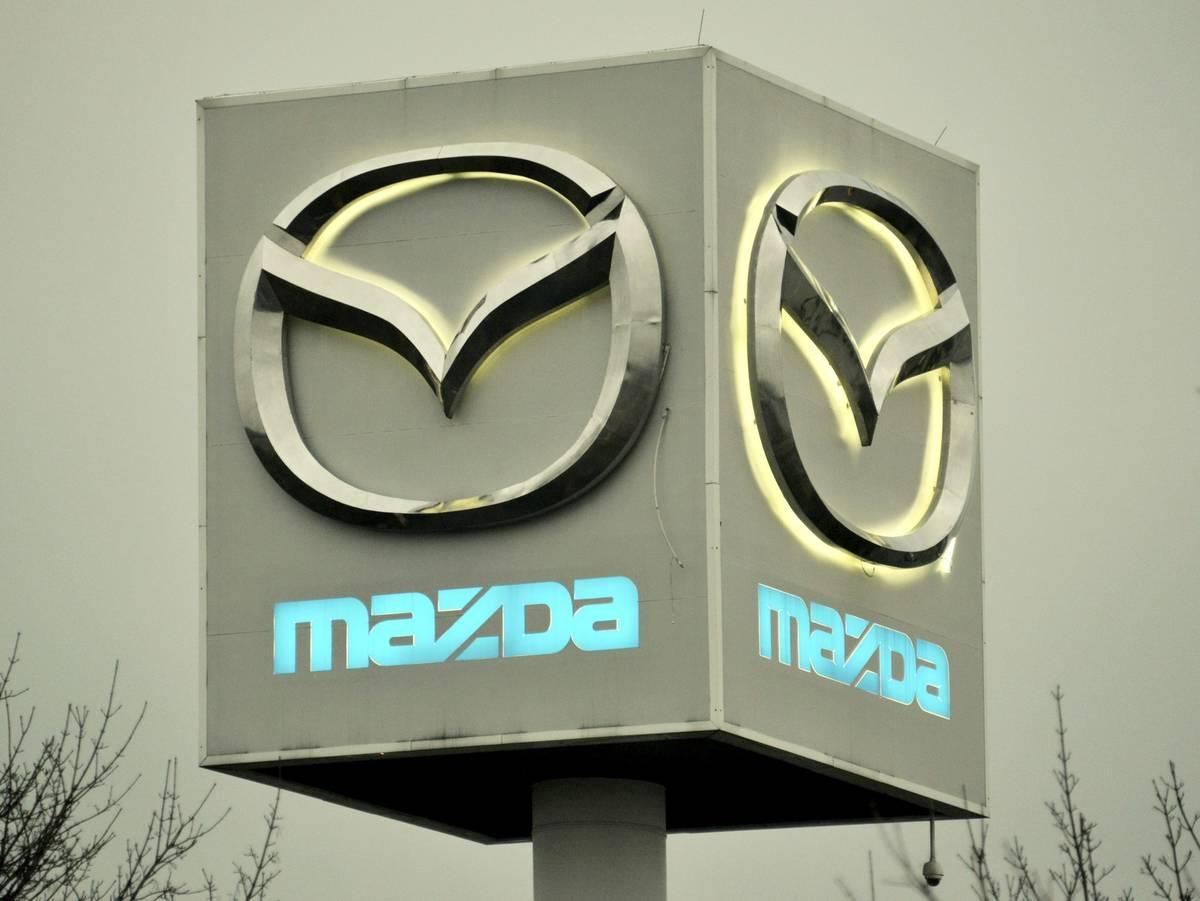 Mazda ruft 100.000 Autos zurück, auch hierzulande