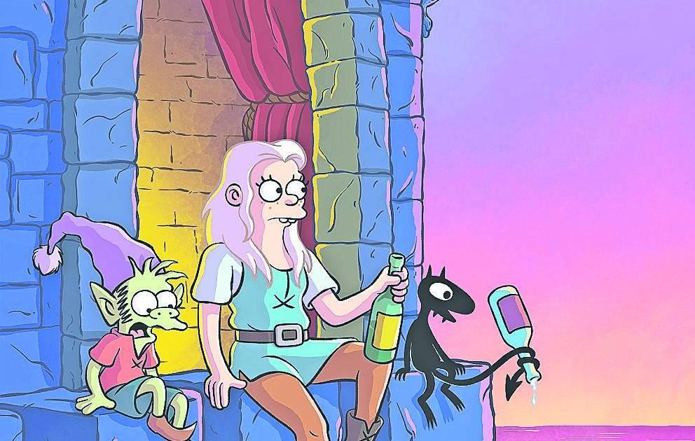 Matt Groening Neue Serie