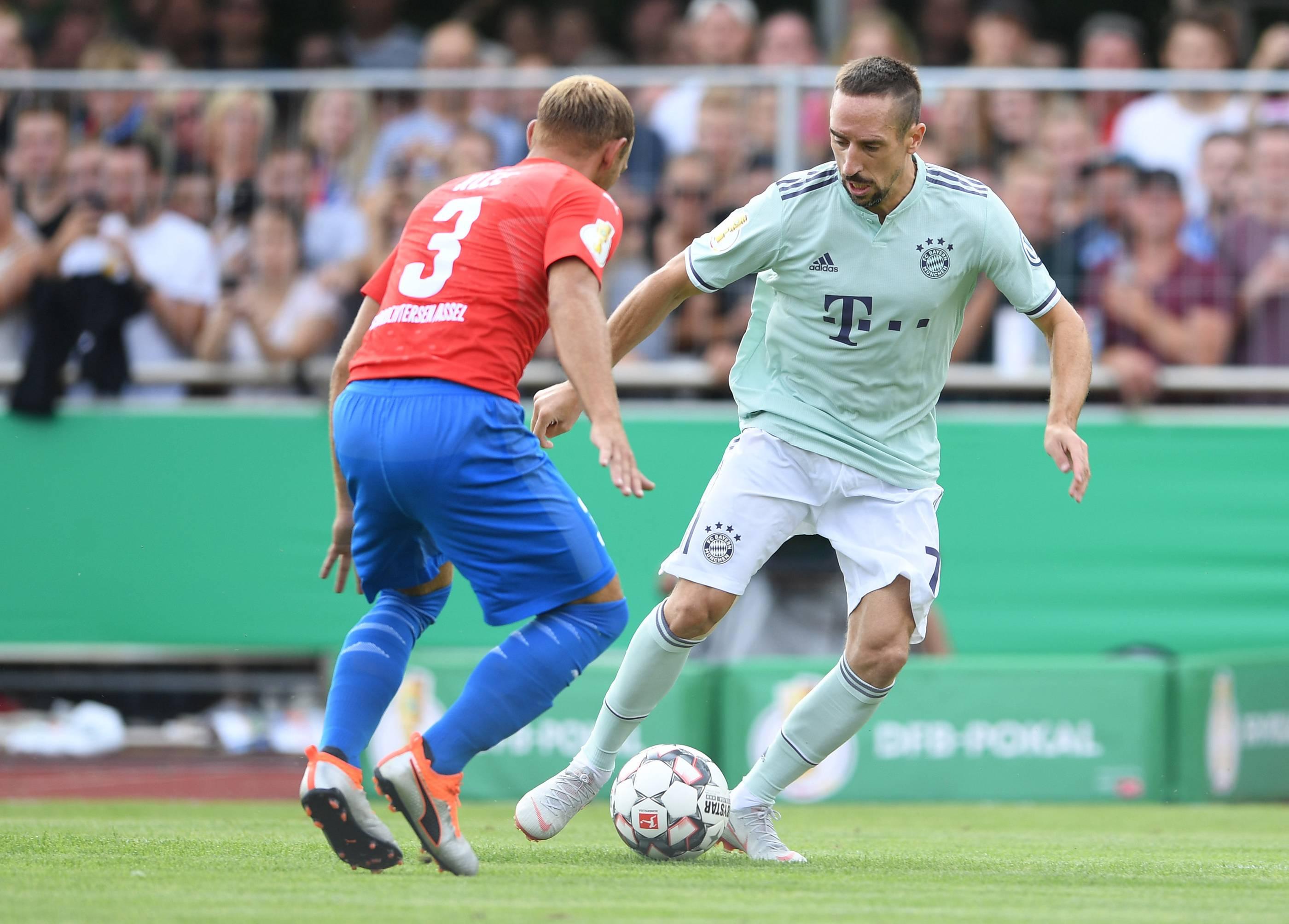 Drochtersen Assel Gegen Bayern