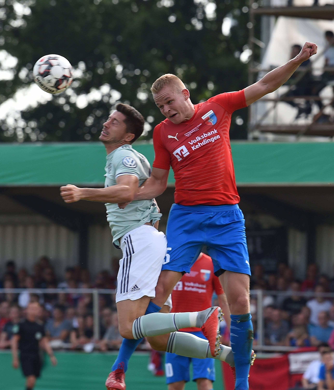 Bayern Gegen Drochtersen