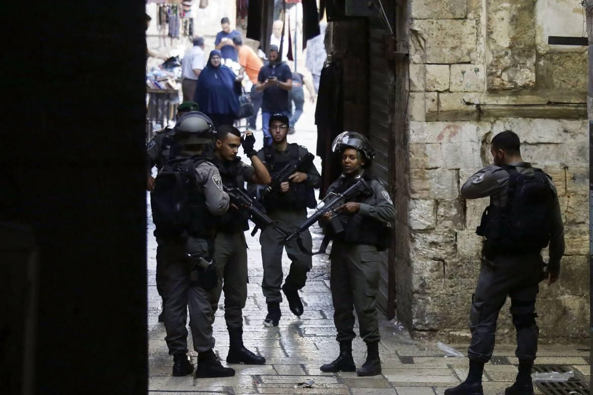 Israel will Waffengesetz für 600.000 Bürger lockern