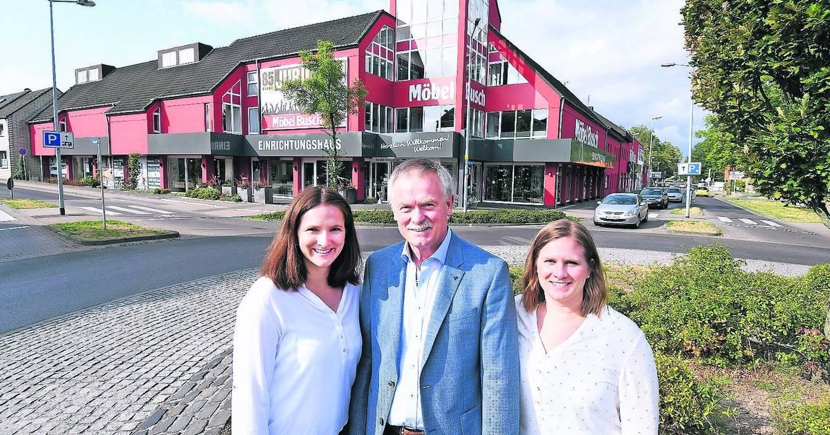 Möbel Busch In Lobberich Feiert 85 Jähriges Bestehen