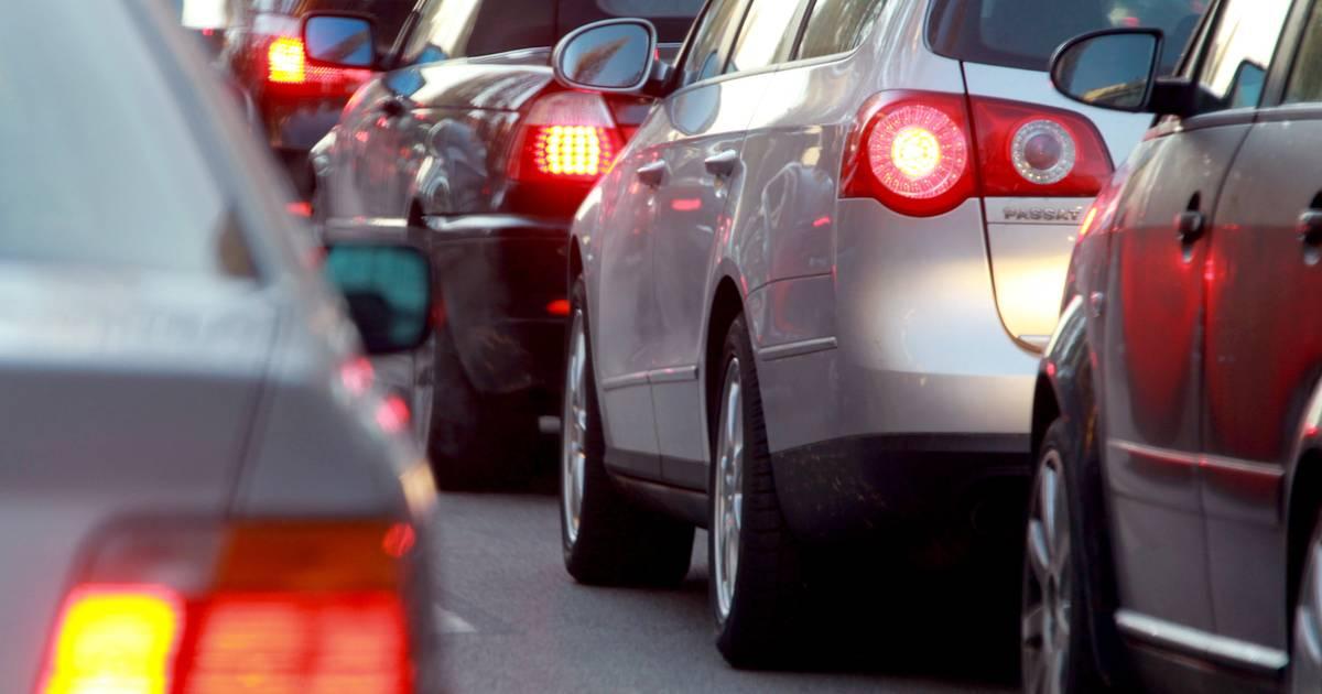 Morgenlage in NRW: Lange Staus auf A3 und A52 im Berufsverkehr