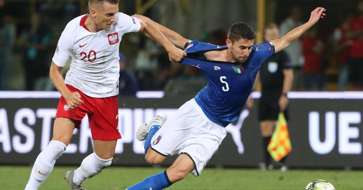 Italien Polen Nations League