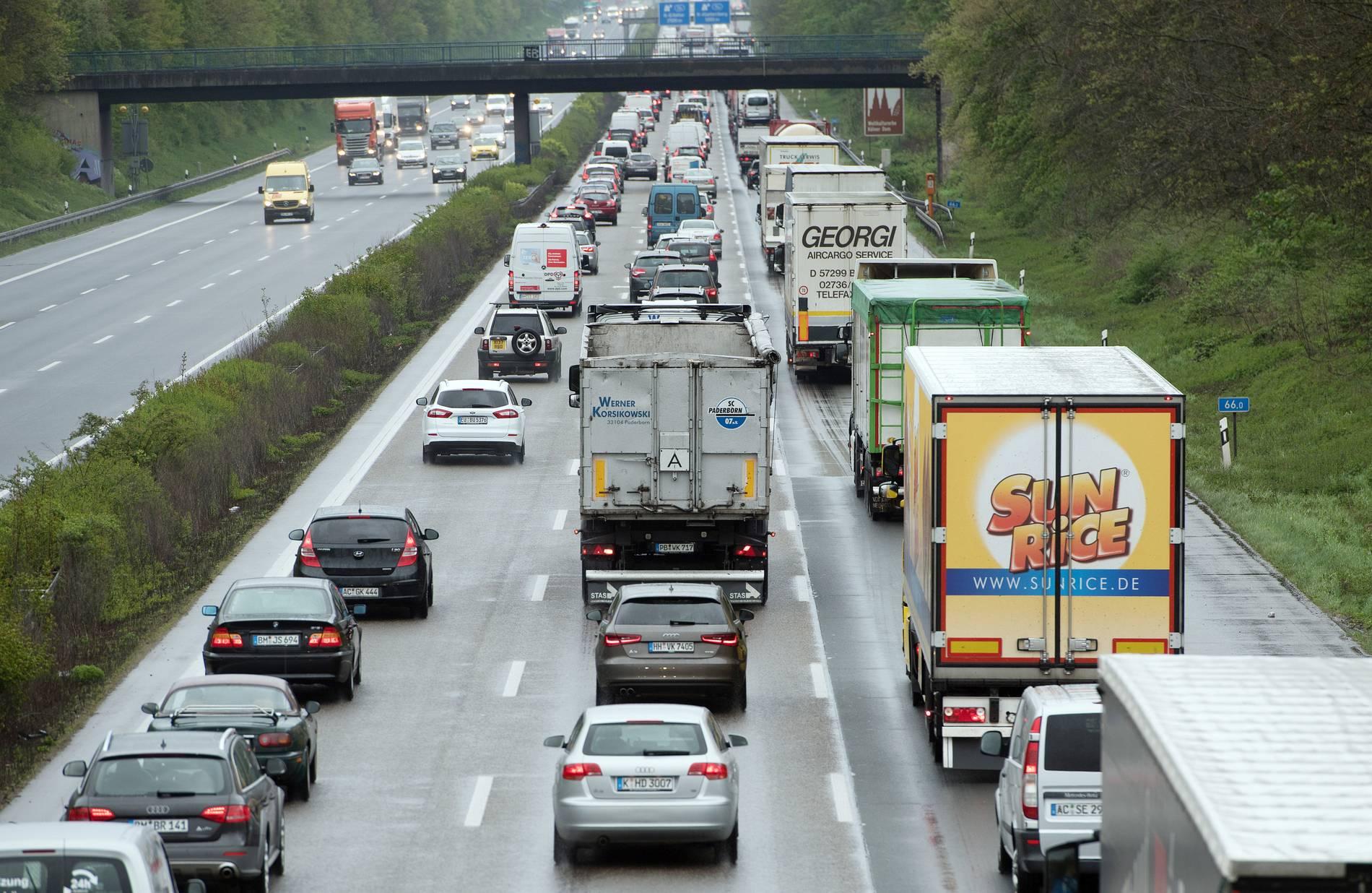 Köln Autobahn Gesperrt