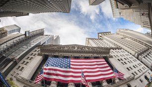 Die New York Stock Exchange an