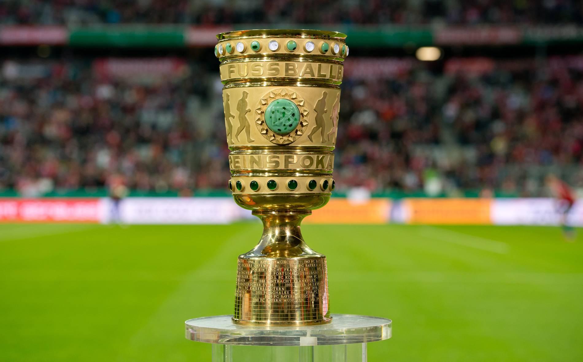 Dfb Pokal 2. Runde Terminierung