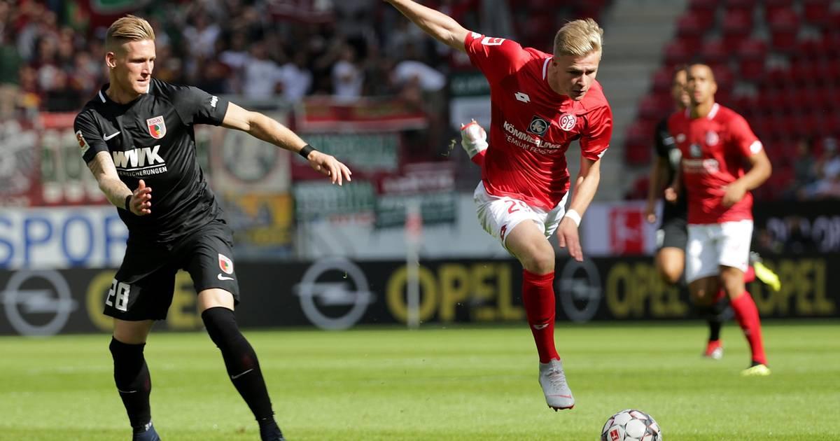 Mainz Gegen Augsburg