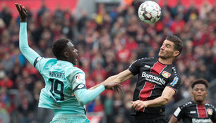Bayer - Mainz: Werkself in der Einzelkritik