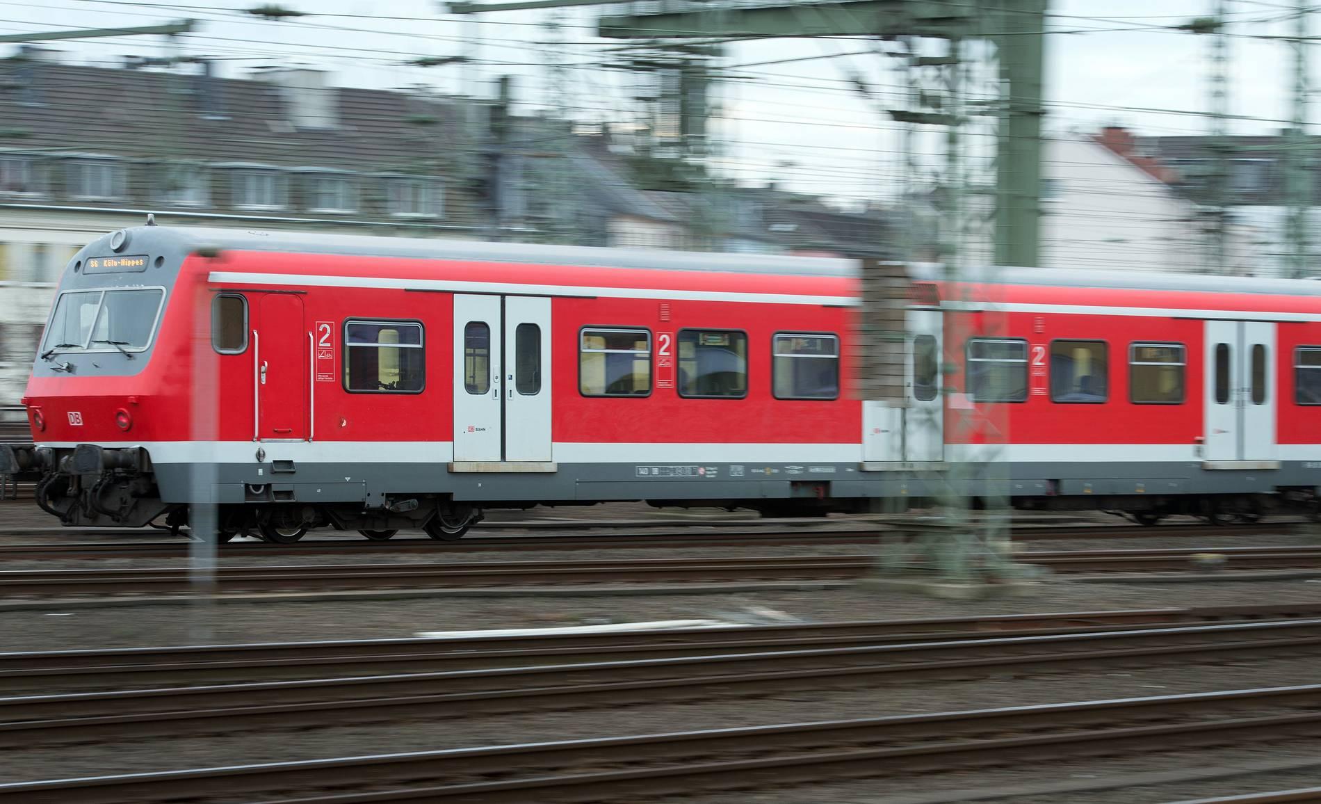 Bahn Störungen Nrw
