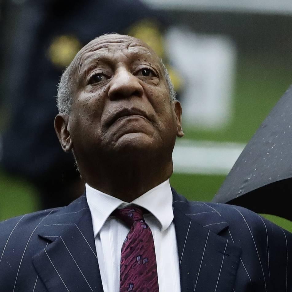 Sexuelle Nötigung: Bill Cosby zu mehrjähriger Gefängnisstrafe verurteilt
