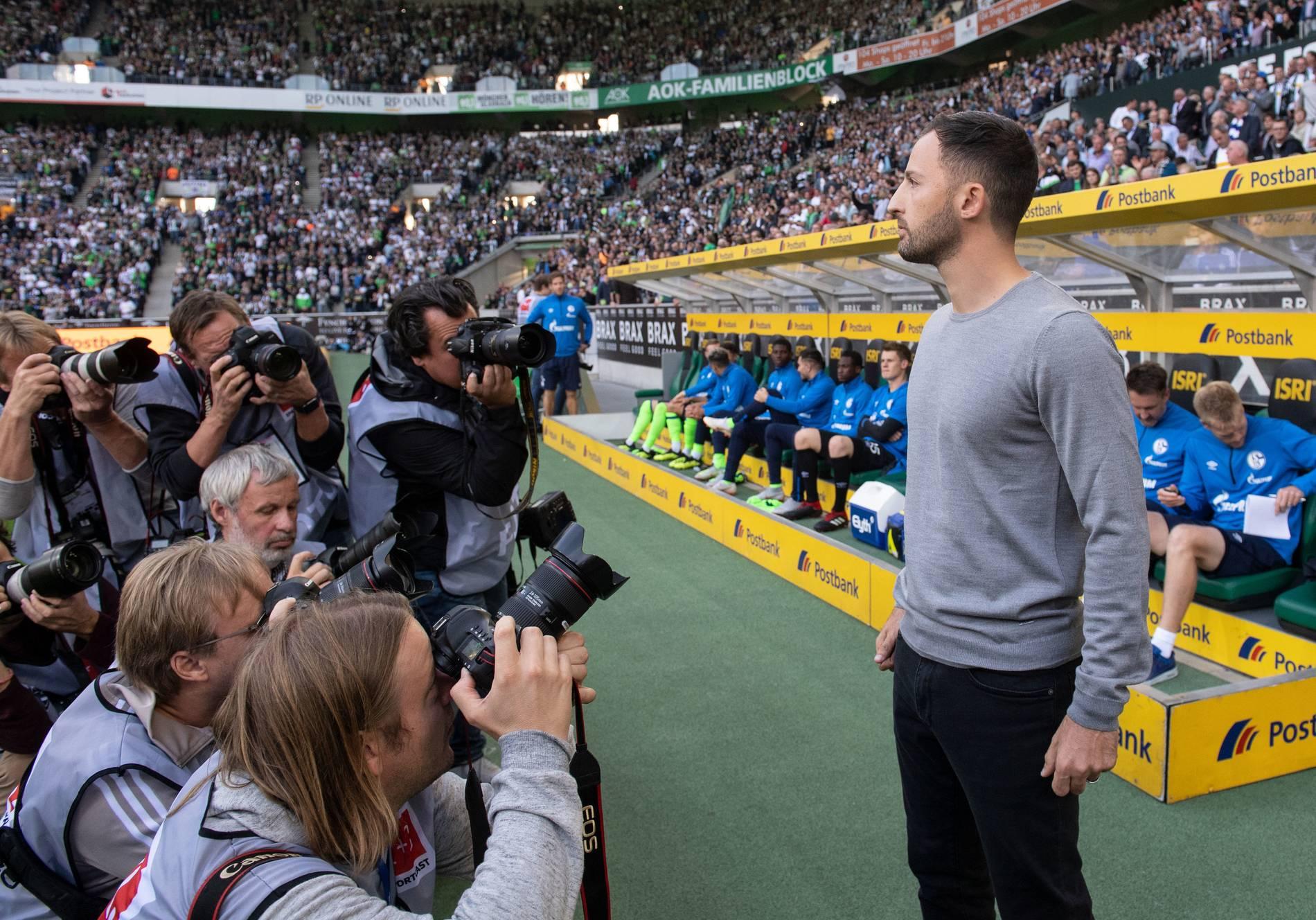 Fussball Bundesliga Fur Fotografen Werden Die