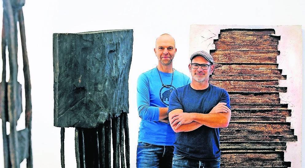 Andre Schweers Stellt In Kamp Linfort Aus