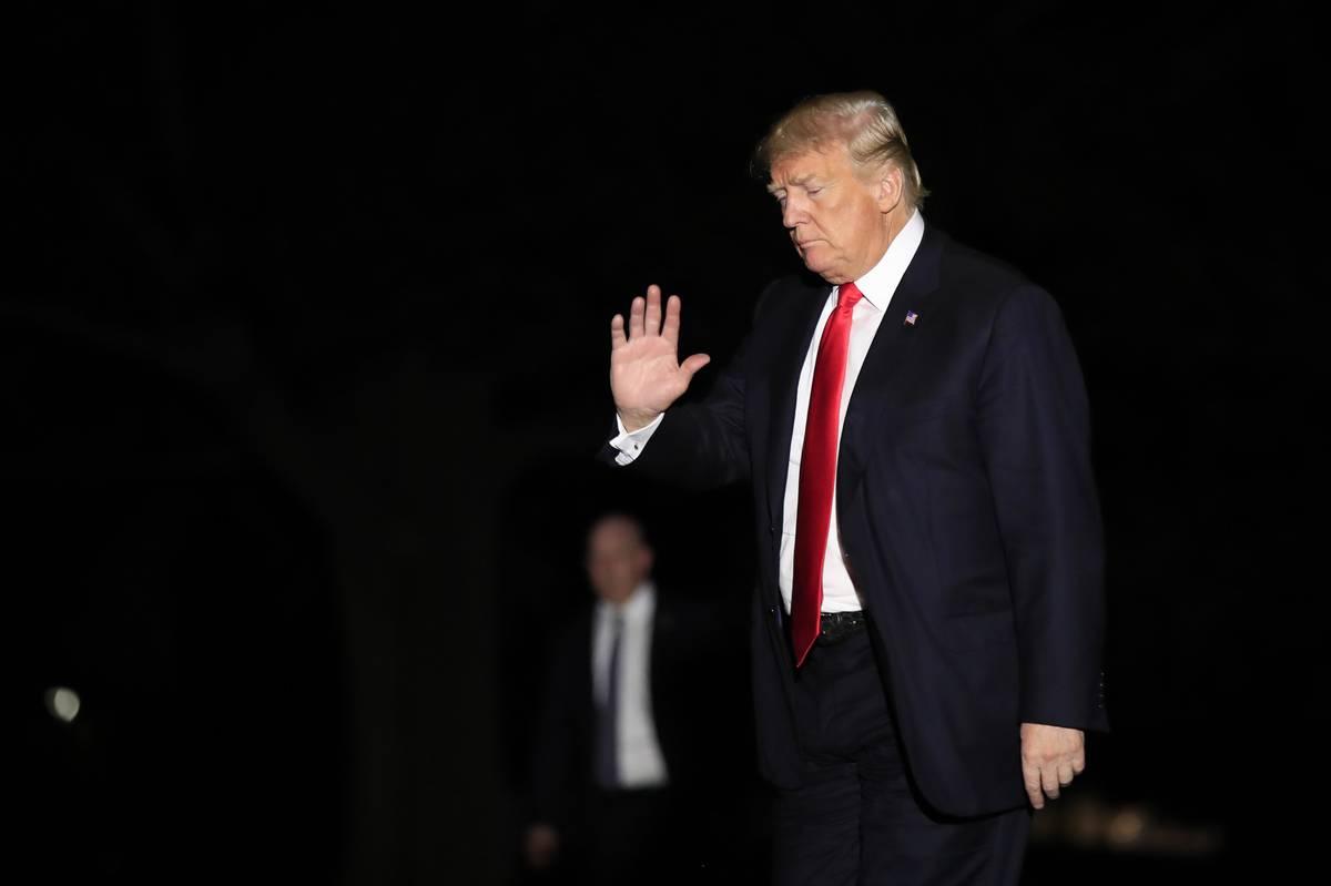 Trump: Könnte meine Meinung mit Blick auf Richter-Kandidaten ändern [1:19]