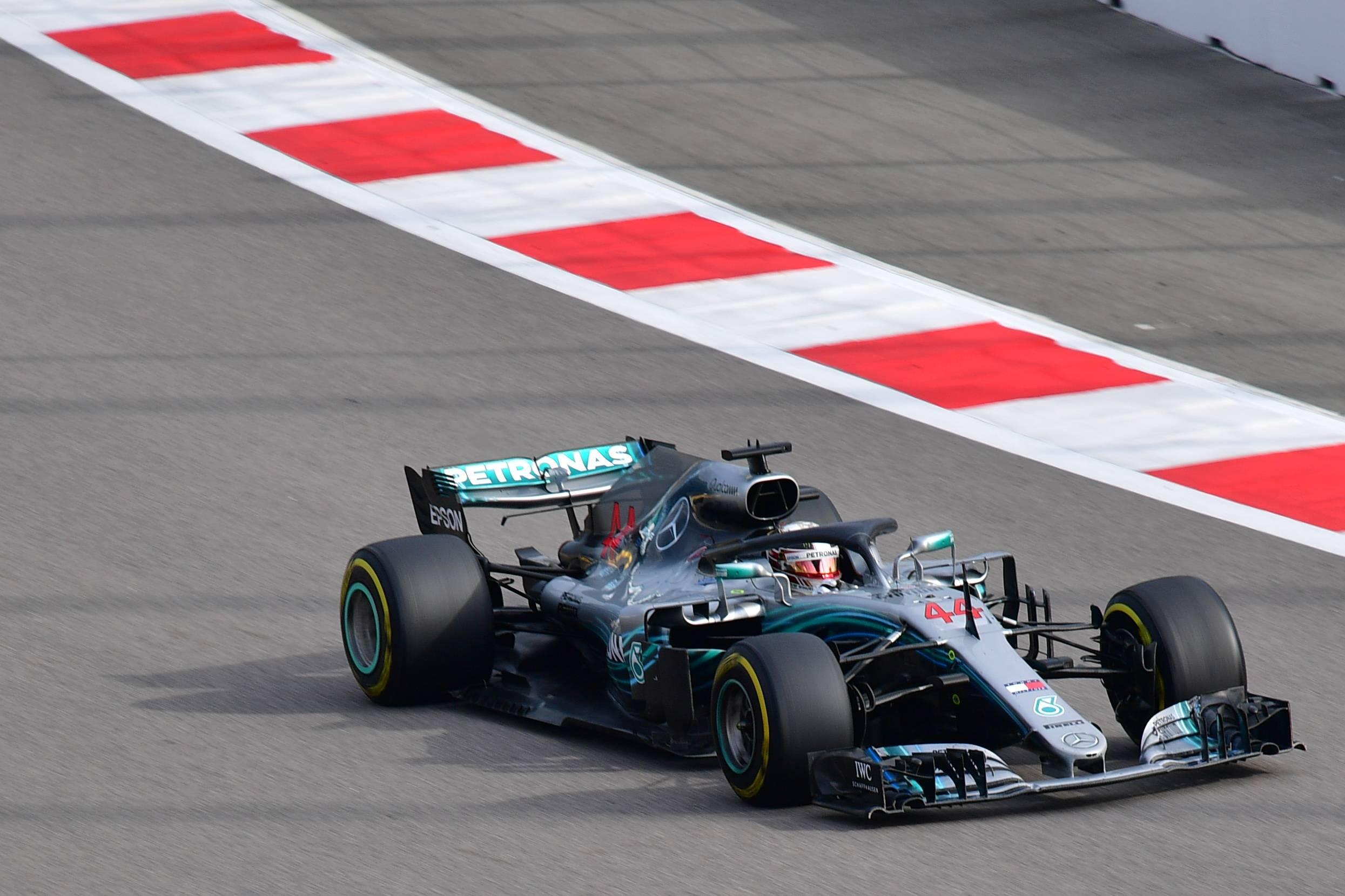Formel 1 Rennen Russland