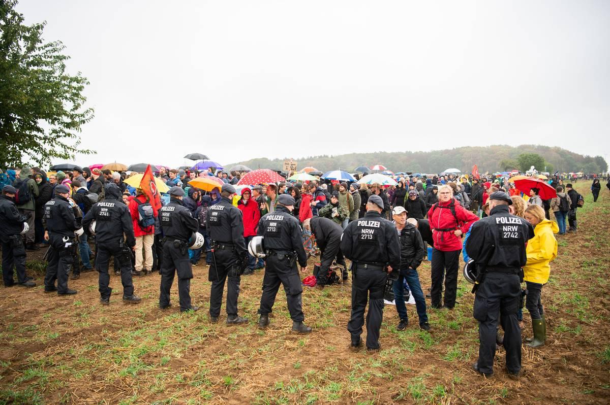 Hambacher Forst: RWE steht nach dem Rodungsstopp vor einem Scherbenhaufen