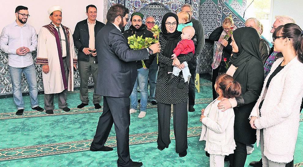 Islamischer Dating-Dienst