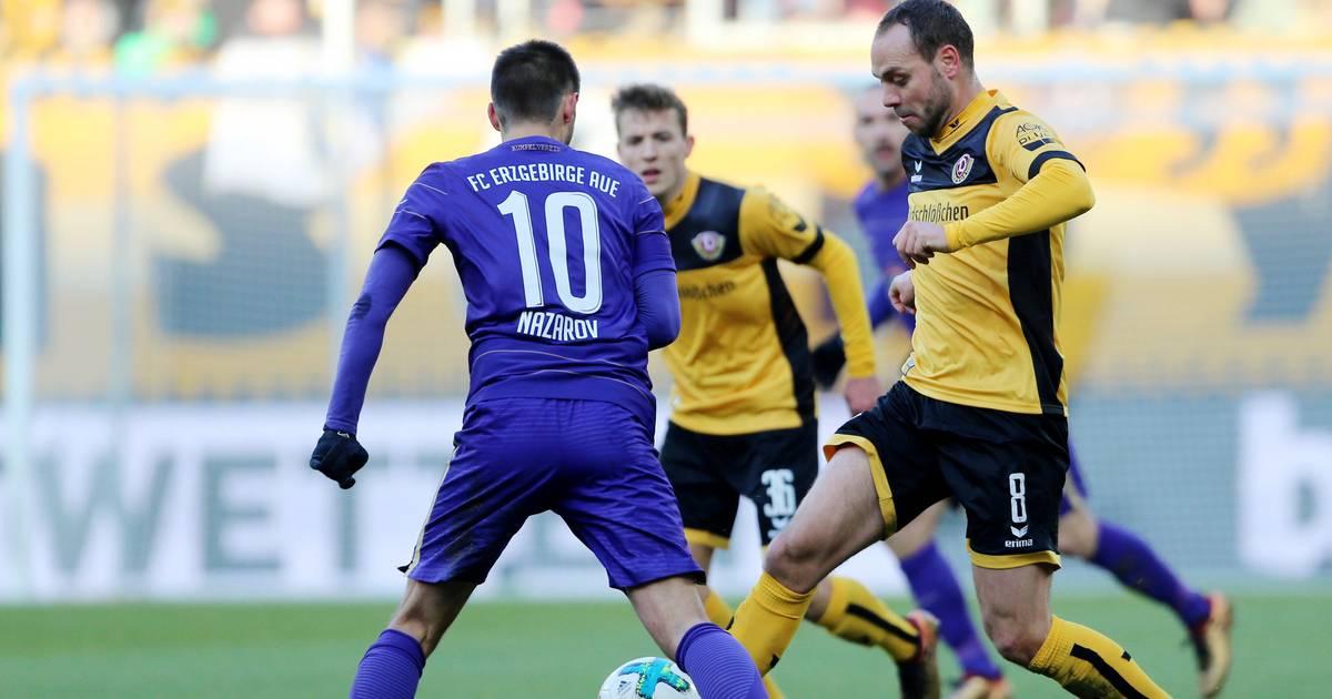 Dynamo Gegen Aue