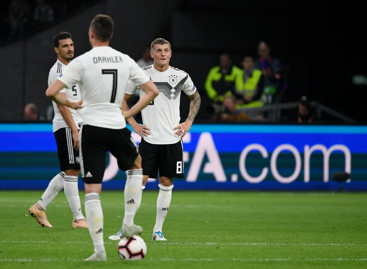 Nations League: Frankreich dreht Match gegen Deutschland